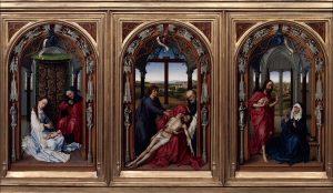 ミラフロレスの祭壇画