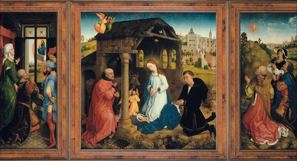 ブラデリンの祭壇画