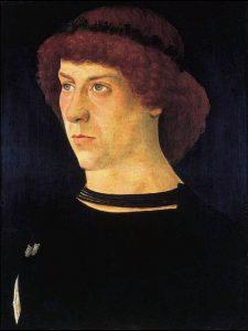 イエルク・フッガーの肖像