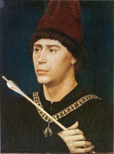 ブルゴーニュのアントワーヌの肖像