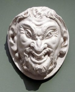 ファウヌス(牧神)の仮面