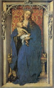授乳の聖母