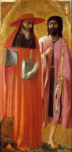 masaccio_-_st_jerome_and_st_john_the_baptist_-_wga14215