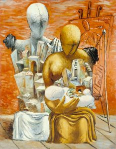 The Painter's Family 1926 Giorgio de Chirico 1888-1978 Purchased 1951 http://www.tate.org.uk/art/work/N05976