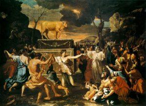 黄金の子羊の礼拝