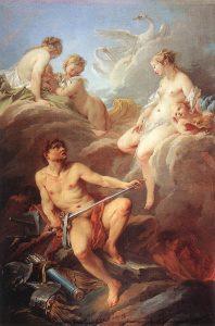 ヴィーナスとウルカヌス