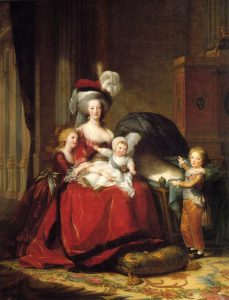 elisabeth-louise-vigee-le-brun-portrait-of-marie-antoinette-with-her-children-1787