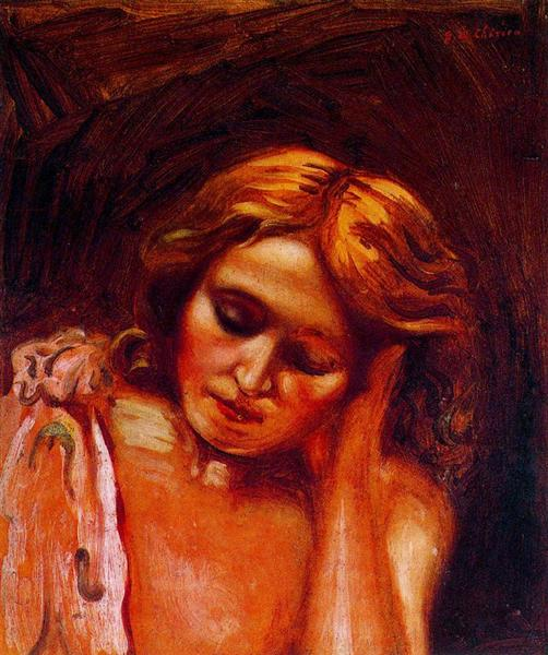 イザの肖像
