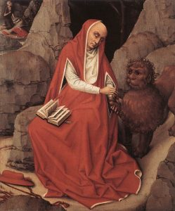 saint-jerome-and-the-lion-1450