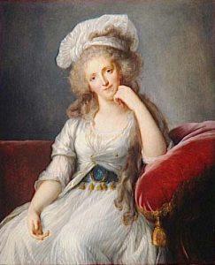 ルイーズ・マリー・ド・ブルボン=パンティエーヴル
