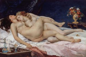 2-the-sleepers-gustave-courbet