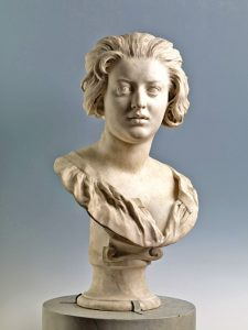 コンスタンツァ・ボナレッリの胸像