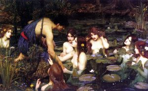 38waterhouse_hylas_and_the_nymphs_manchester_art_gallery_1896-15