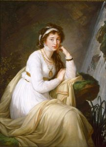 アナ・イヴァノヴナ・トルスタヤ伯爵夫人