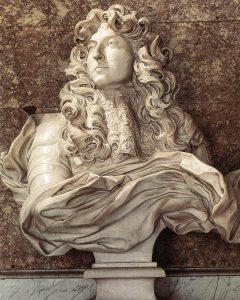 ルイ14世の胸像