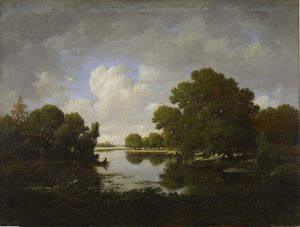 793px-theodore_rousseau_-_the_banks_of_the_bouzanne_river_-_walters_37137