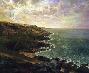 グレヴィルの断崖
