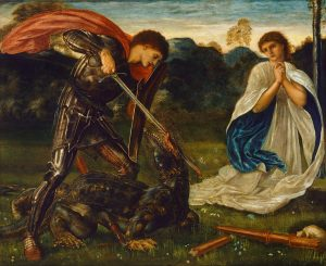 736px-edward_burne-jones_-_the_fight-_st_george_kills_the_dragon_vi_-_google_art_project