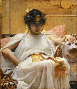 7cleopatra_-_john_william_waterhouse