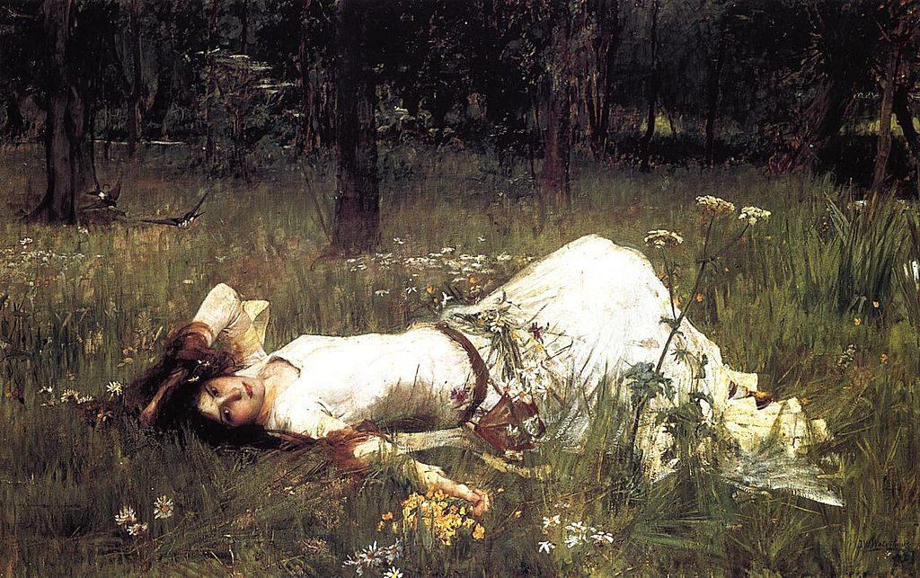 オフィーリア(1889年)
