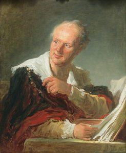 ディドロの肖像
