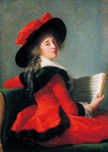 クリュッソル男爵夫人
