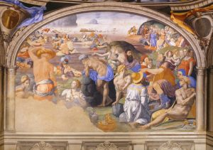 agnolo_bronzino_-_the_crossing_of_the_red_sea_-_google_art_project