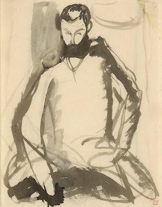 bearded-man-amedeo-modigliani
