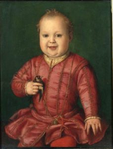 ジョバンニ・デ・メディチの肖像