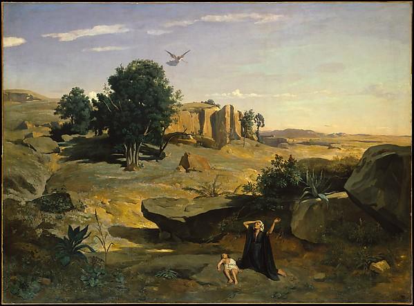荒野のハガル