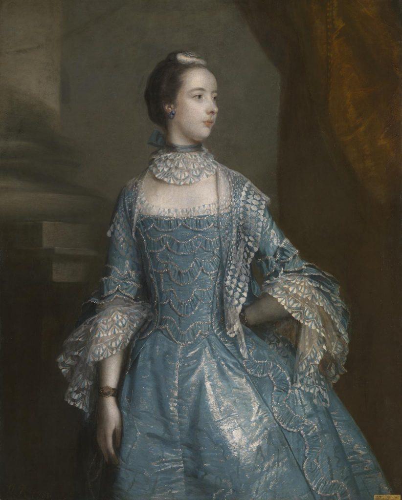 スザンナ・ベックフォード伯爵夫人