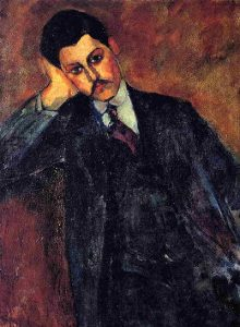 portrait-of-jean-alexandre-amedeo-modigliani