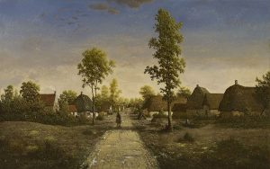 rousseau_the_village_of_becquigny