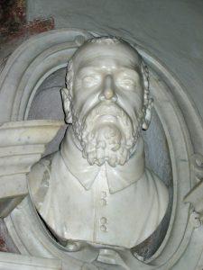 ジョヴァンニ・バッティスタ・サントーニの胸像