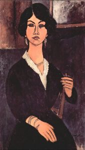 seated-algerian-almaiisa-amedeo-modigliani