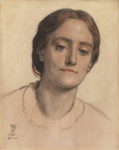 イーディス・ホルマン・ハント婦人の肖像