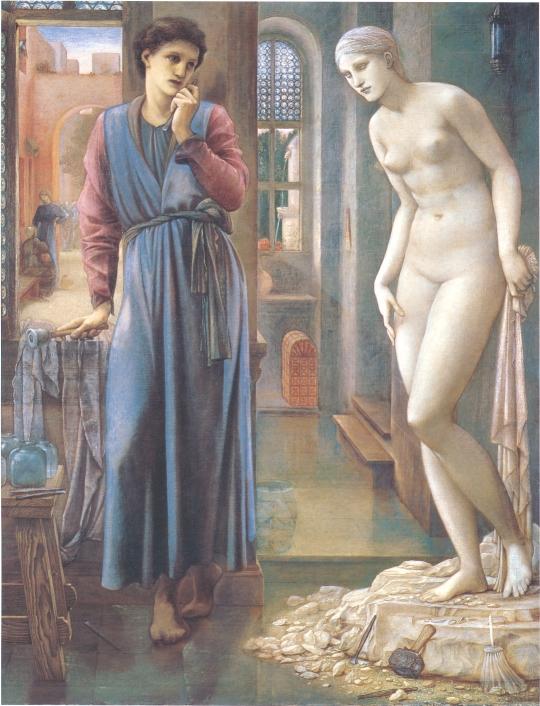 ピグマリオンと彫像Ⅱ(心抑えて)