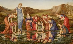 the_mirror_of_venus_edward_burne-jones