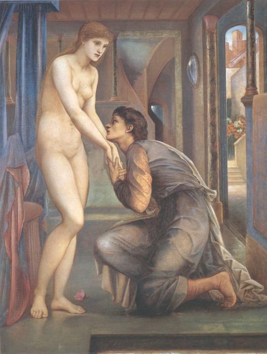ピグマリオンと彫像Ⅳ(心満たされて)