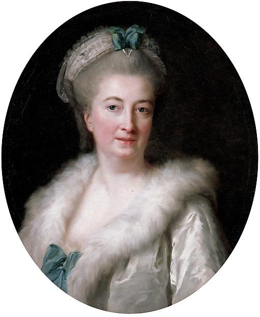 ジャック=フランソワ・ル・セーヴル夫人、画家の母