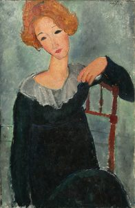 woman-with-red-hair-amedeo-modigliani