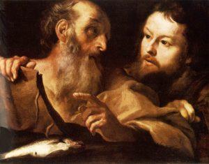 聖アンデレと聖トマス