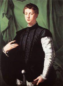 ロドヴィーゴ・カッポーニの肖像