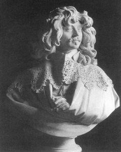 トマス・ベイカーの胸像