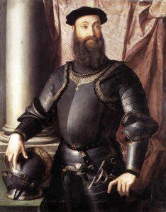 ステファノ・コロンナの肖像