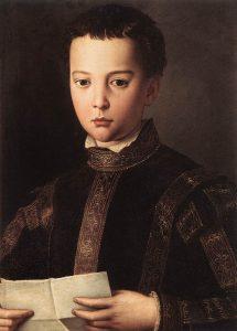 フランチェスコ・デ・メディチの肖像