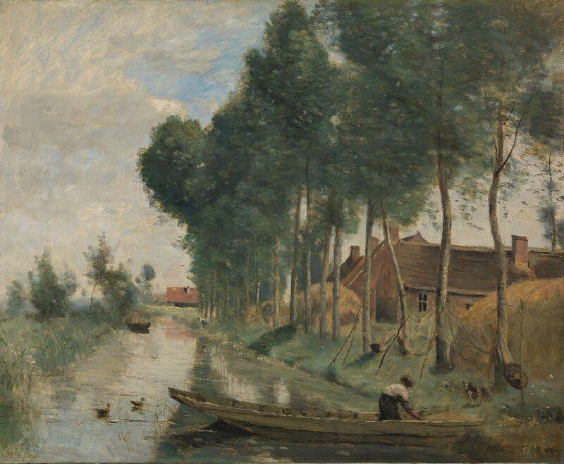 アルル・デュ・ノールの風景