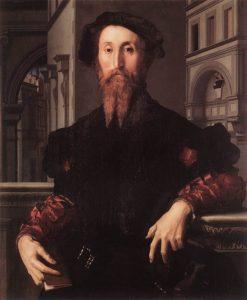 バルトロメオ・パンチャティキの肖像