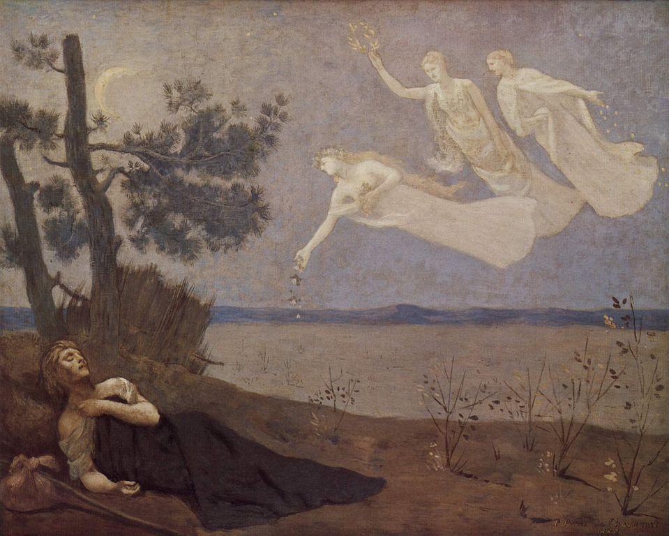 ピエール・ピュヴィス・ド・シャヴァンヌの画像 p1_9