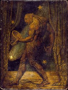 The Ghost of a Flea c.1819-20 William Blake 1757-1827 Bequeathed by W. Graham Robertson 1949 http://www.tate.org.uk/art/work/N05889